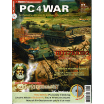 PC4WAR N° 4 (Le Magazine des Jeux de Stratégie informatiques)