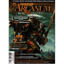 Codex Arcanum N° 8 (magazine des jeux de figurines fantastiques en VF) 003