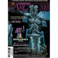 Codex Arcanum N° 7 (magazine des jeux de figurines fantastiques en VF) 001