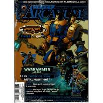 Codex Arcanum N° 6 (magazine des jeux de figurines fantastiques en VF) 001
