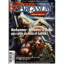 Code Arcanum N° 1 Hors-Série Spécial med-fan (le magazine des jeux de figurines fantastiques en VF) 002