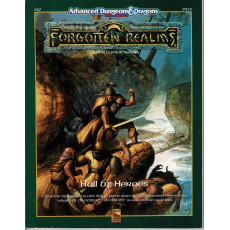 FR7 Hall of Heroes (jdr AD&D 2nd edition - Forgotten Realms en VO)
