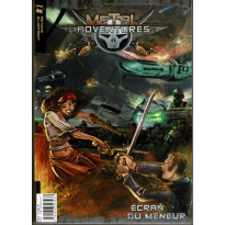 Metal Adventures - Ecran du Meneur (jdr Matagot en VF) 003