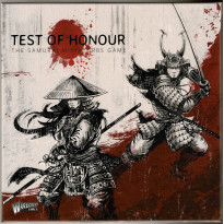Test of Honour - The Samurai Miniatures Game (boîte jeu de figurines Warlord Games en VO)