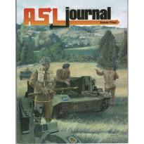 ASL Journal - Issue Four 4 (wargame Advanced Squad Leader en VO) 001