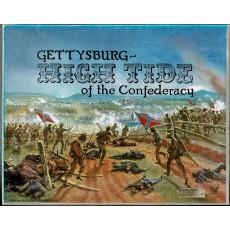 Gettysburg - High Tide of the Confederacy (wargame de Phoenix Enterprises Limited en VO)