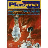 Plasma N° 8 (magazine des jeux de rôles des éditions Siroz)