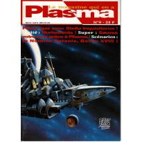 Plasma N° 9 (magazine des jeux de rôles des éditions Siroz)