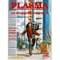 Plasma N° 6 (magazine des jeux de rôles des éditions Siroz)