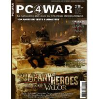 PC4WAR N° 38 (Le Magazine des Jeux de Stratégie informatiques)