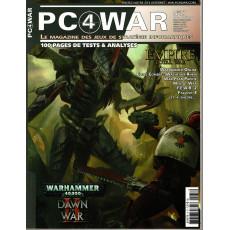 PC4WAR N° 37 (Le Magazine des Jeux de Stratégie informatiques)