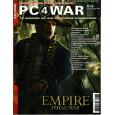 PC4WAR N° 36 (Le Magazine des Jeux de Stratégie informatiques) 001