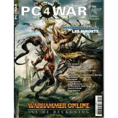 PC4WAR N° 35 (Le Magazine des Jeux de Stratégie informatiques)