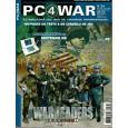 PC4WAR N° 34 (Le Magazine des Jeux de Stratégie informatiques) 001
