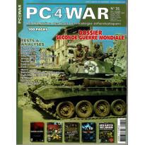 PC4WAR N° 31 (Le Magazine des Jeux de Stratégie informatiques)