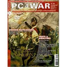 PC4WAR N° 30 (Le Magazine des Jeux de Stratégie informatiques)