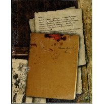 Pavillon Noir - Ecran de Jeu (jdr 2e édition en VF) 003