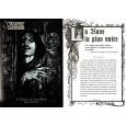 Vampire L'Age des Ténèbres - L'Ecran du Conteur et livret (jdr Hexagonal en VF) 008