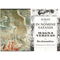 In Nomine Satanis / Magna Veritas - Ecran de Jeu & livret (jdr 2e édition en VF)