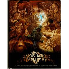 Agone - Le jeu de rôle d'Heroic Fantasy dans les Royaumes Crépusculaires (jdr de Multisim en VF)