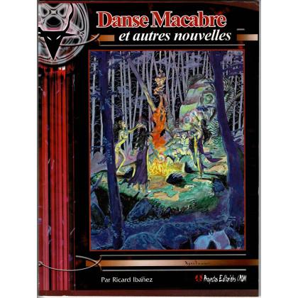 Aquelarre - Danse Macabre et autres nouvelles (livret seul - jdr en VF) 002