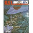ASL Annual '92 (wargame Advanced Squad Leader en VO) 001