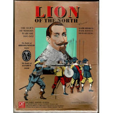 Lion of the North - The Dawn of Modern Warfare 1631-1632 (wargame de GMT en VO)