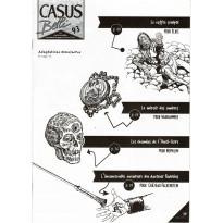 Casus Belli N° 93 - Encart de scénarios (magazine de jeux de rôle)