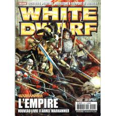 White Dwarf N° 153 (magazine de jeux de figurines Games Workshop en VF)