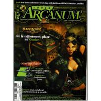 Codex Arcanum N° 3 (magazine des jeux de figurines fantastiques en VF) 002