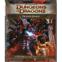 E1 Death's Reach (jdr Dungeons & Dragons 4 en VO)
