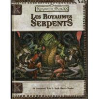 Les Royaumes Oubliés - Les Royaumes Serpents (jdr D&D 3.0 en VF)