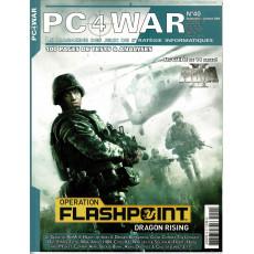PC4WAR N° 40 (Le Magazine des Jeux de Stratégie informatiques)