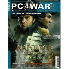 PC4WAR N° 42 (Le Magazine des Jeux de Stratégie informatiques)