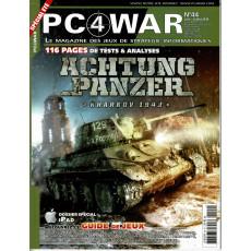 PC4WAR N° 44 (Le Magazine des Jeux de Stratégie informatiques)