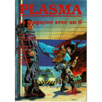 Plasma N° 4 (magazine des jeux de rôles des éditions Siroz)