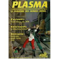Plasma N° 1 (magazine des jeux de rôles des éditions Siroz)