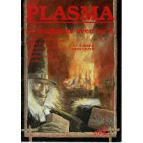 Plasma N° 5 (magazine des jeux de rôles des éditions Siroz)