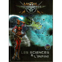 Metal Adventures - Les Sciences & l'Infini (jdr Matagot en VF)