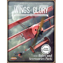 Wings of Glory - WW1 Rules and Accessories Pack (version française) 001