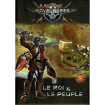 Metal Adventures - Le Roi & Le Peuple (jdr Matagot en VF)