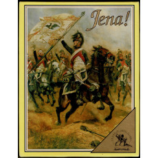 Jena! - Napoleon conquers Prussia 1806 (wargame Clash of Arms en VO)