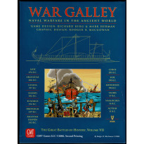 War Galley - The Great Battles of History Volume VII (wargame GMT en VO) 002