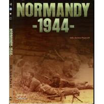 ASL Action Pack #4 - Normandy 1944 (wargame Advanced Squad Leader de MMP en VO) 001