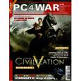 PC4WAR N° 46 (Le Magazine des Jeux de Stratégie informatiques) 001