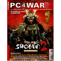 PC4WAR N° 48 (Le Magazine des Jeux de Stratégie informatiques)