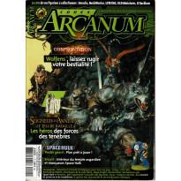 Codex Arcanum N° 4 (magazine des jeux de figurines fantastiques en VF) 001