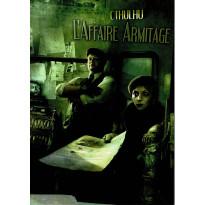 L'Affaire Armitage (jdr Cthulhu Système Gumshoe en VF) 006