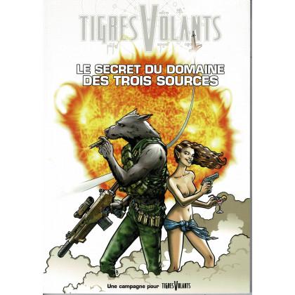 Le Secret du Domaine des Trois Sources (jdr Tigres Volants en VF) 001