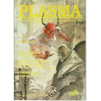 Plasma N° 3 (magazine des jeux de rôles des éditions Siroz) 001